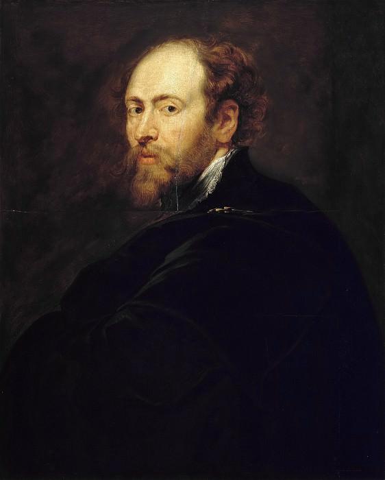 Self-Portrait - 1628. Peter Paul Rubens