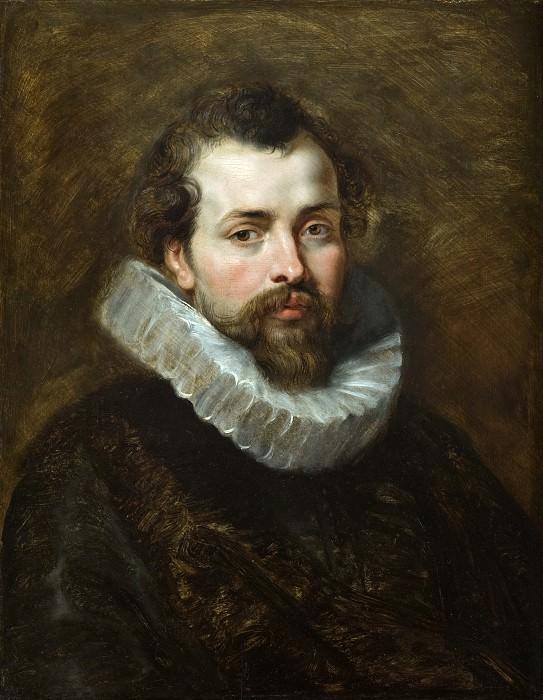 Rubens Portrait Of Philip Rubens. Peter Paul Rubens
