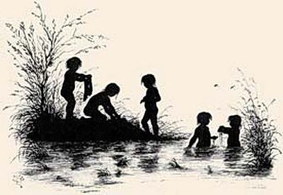 Silhouette of the book. From the village of memories, 1882 2. Elizabeth Merkuryevna Boehm (Endaurova)