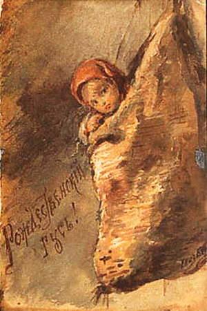 Рождественский гусь!. Елизавета Меркурьевна Бём (Эндаурова)