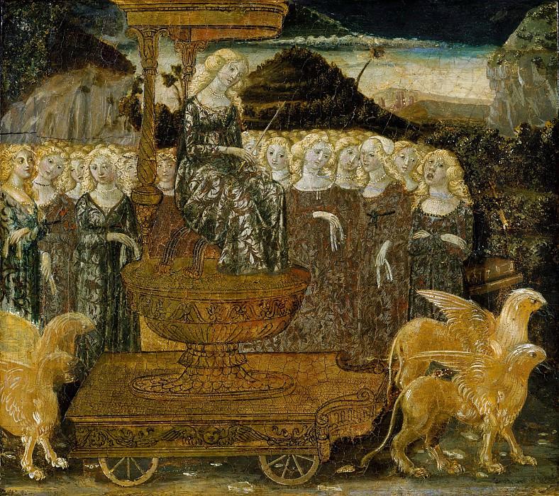 Франческо ди Джорджио Мартини - Богиня целомудренной любви. Музей Метрополитен: часть 2