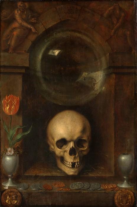 Жак де Гейн II - Натюрморт. Музей Метрополитен: часть 2
