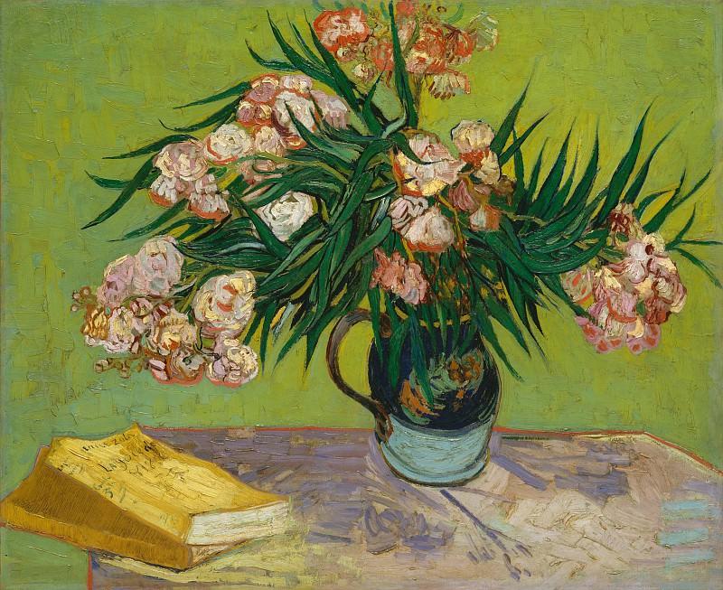 Oleanders. Vincent van Gogh