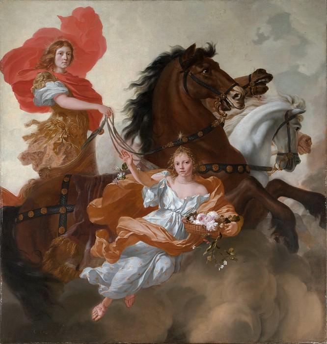 Жерар де Лересс - Аполлон и Аврора. Музей Метрополитен: часть 2