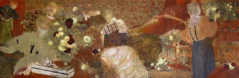 Édouard Vuillard - The Album. Metropolitan Museum: part 2