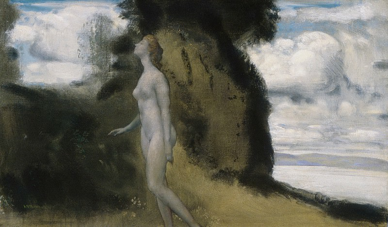 Arthur B. Davies - A Measure of Dreams. Metropolitan Museum: part 2