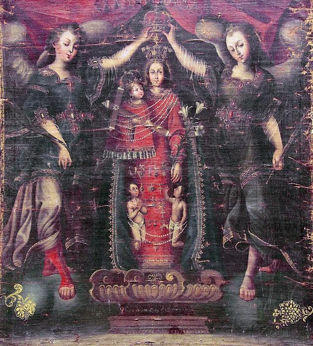 Unknown - Nuestra Senora de los Desampardos. Metropolitan Museum: part 2