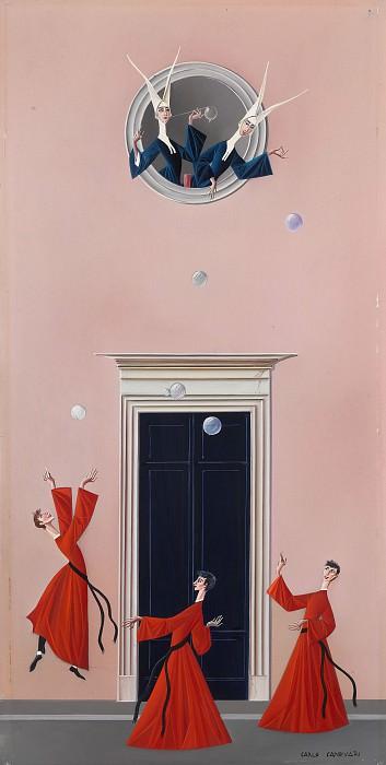 Carlo Canevari - The Tease. Metropolitan Museum: part 2