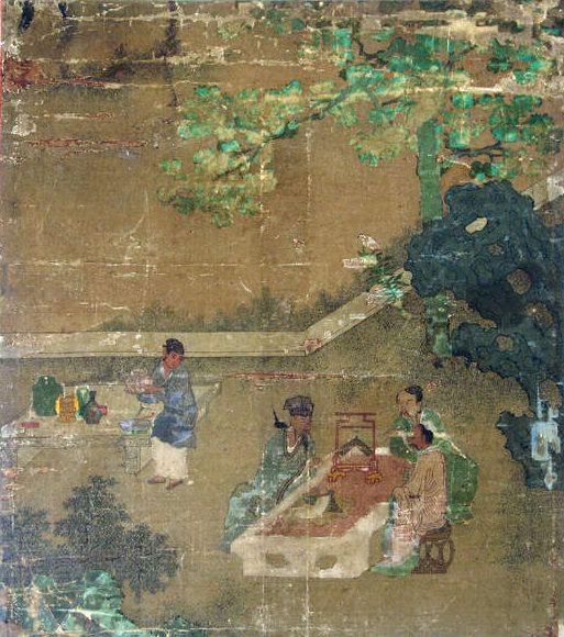 Wang Li Mu - Study of Bric-a-Brac. Metropolitan Museum: part 2
