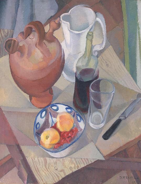 Rivera, Diego Maria - Still Life. Hermitage ~ part 10