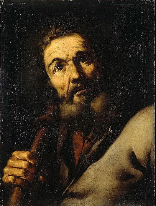 Ribera, José de - Apostle James Elder. Hermitage ~ part 10