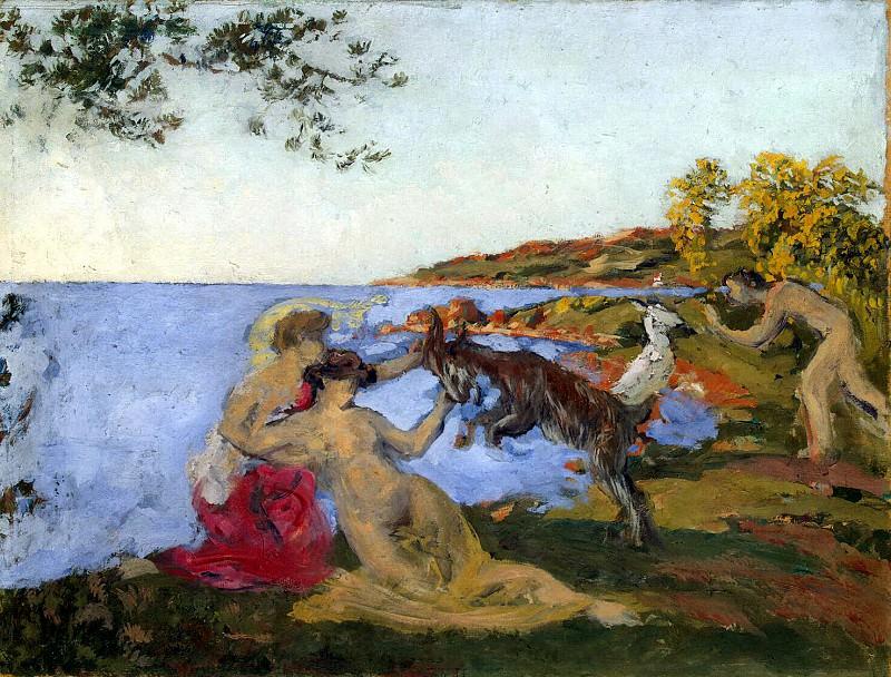 Roussel, Ker Xavier - The mythological story. Hermitage ~ part 10