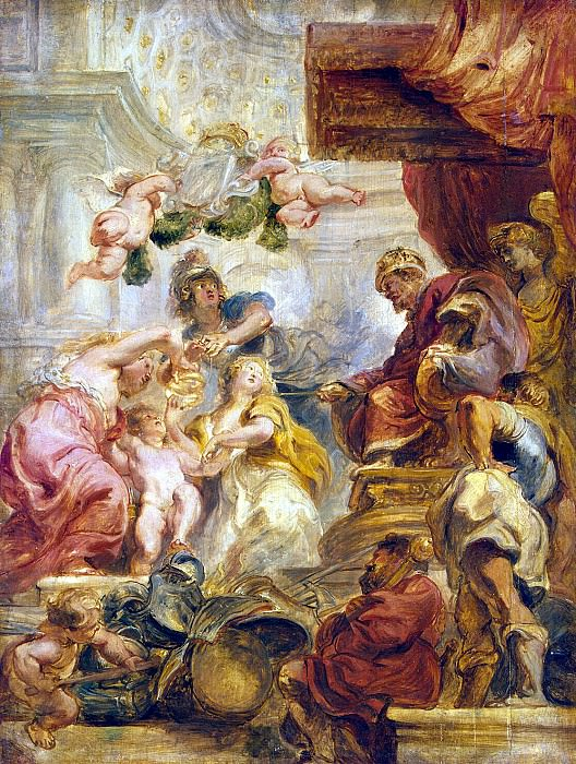 Association of Great Britain. Peter Paul Rubens