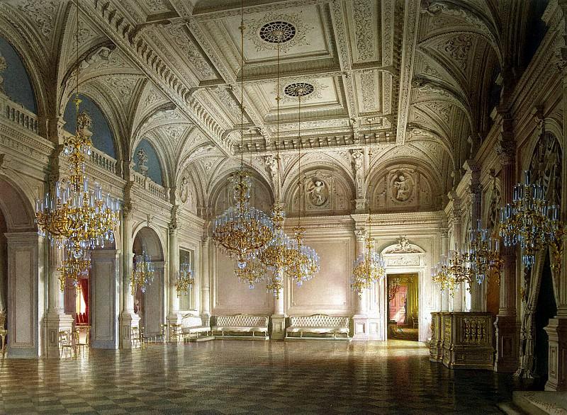 Premazzi, Luigi - Mansion of Baron AL Stieglitz. Ballroom. Hermitage ~ part 10