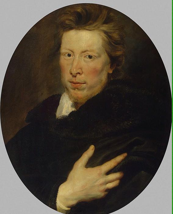 Portrait of George Gage. Peter Paul Rubens