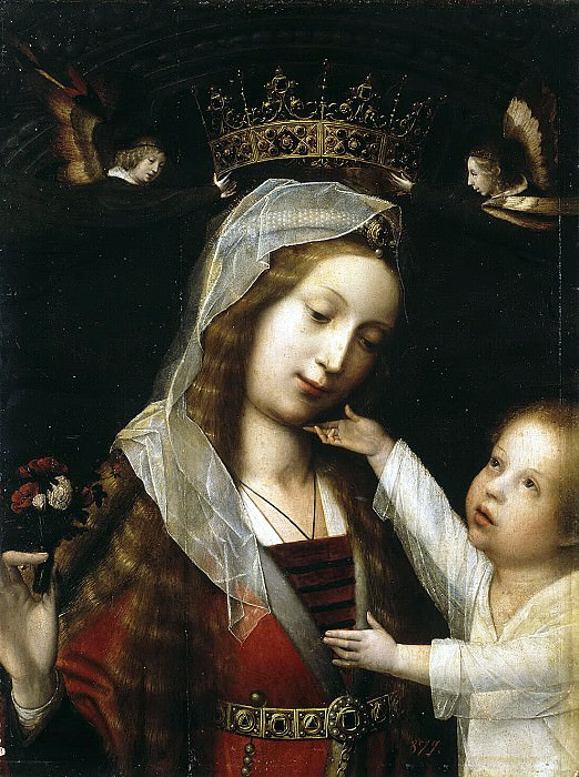 Provost, Ian - Madonna and Child. Hermitage ~ part 10