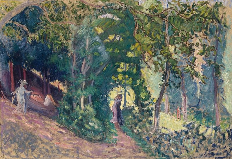 Puy, Jean - Summer. Hermitage ~ part 10