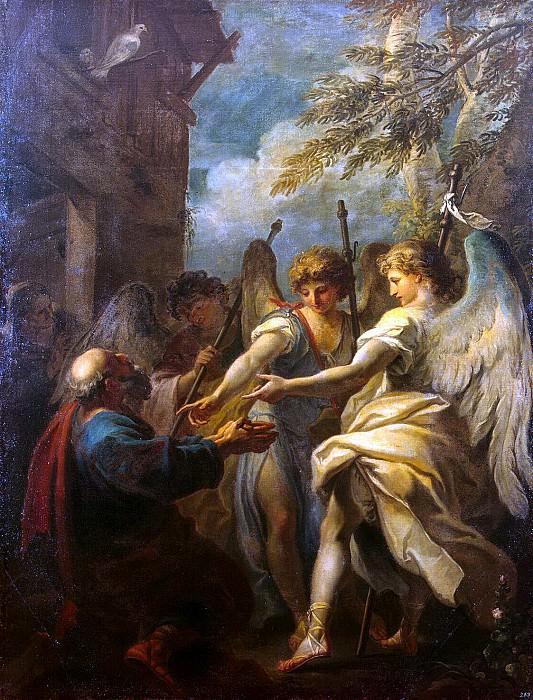 Ritchie, Sebastian - Abraham and three angels. Hermitage ~ part 10