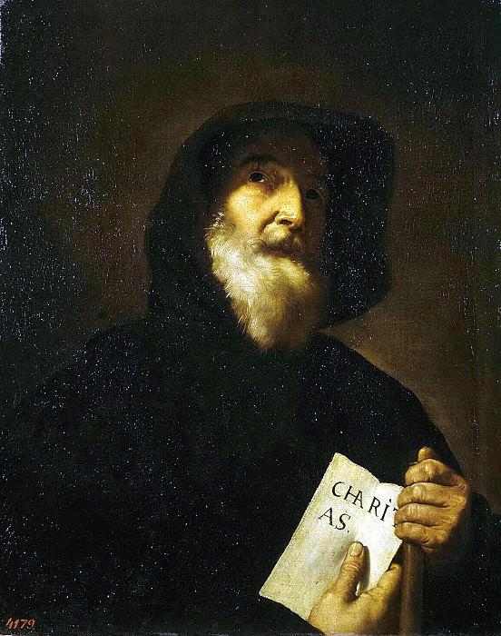 Рибера, Хосе де - Св. Франциск де Паула. Эрмитаж ~ часть 10