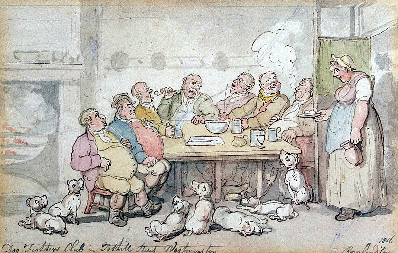 Roulandson, Thomas - Club fighting dogs. Hermitage ~ part 10