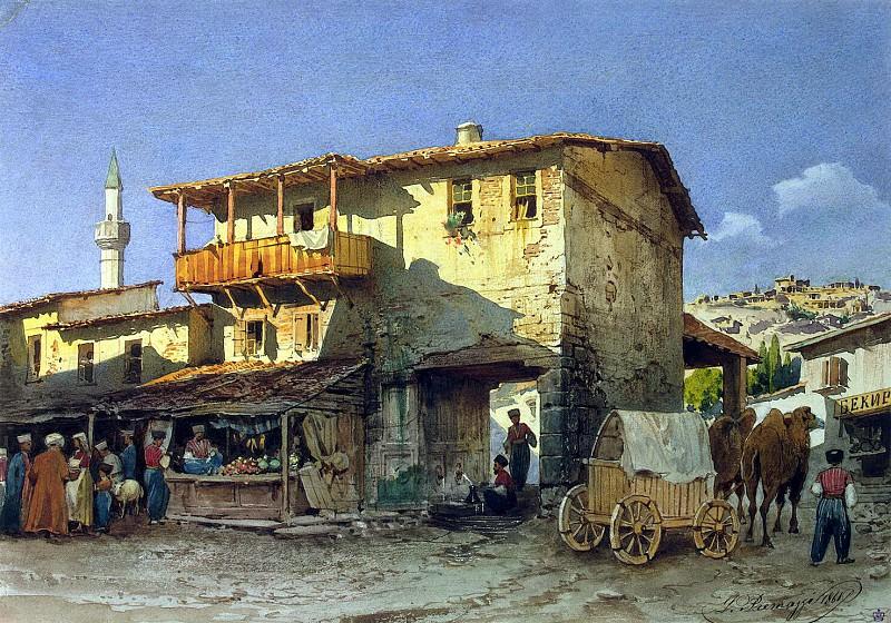 Premazzi, Luigi - Southern Bazaar. Hermitage ~ part 10