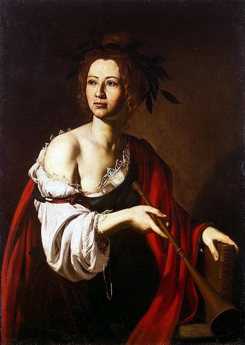 Ribera, José de - Allegory of History. Hermitage ~ part 10