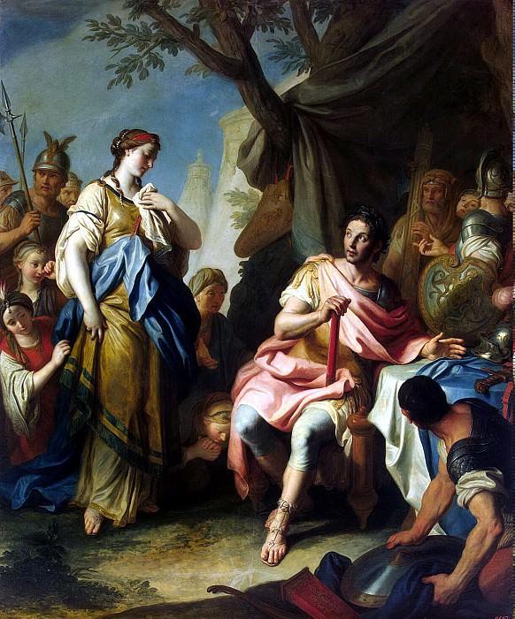 Rotary Pietro - Alexander of Macedon and Roxana. Hermitage ~ part 10
