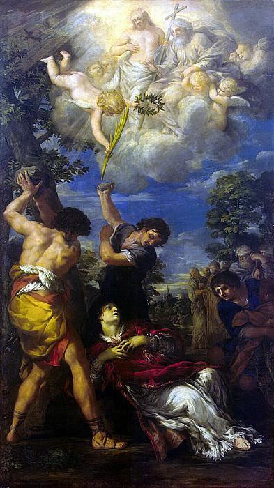 Pietro da Cortona - The Martyrdom of St. Stefan. Hermitage ~ part 10
