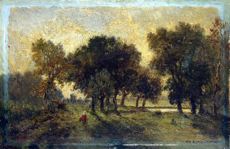 Russo, Theodore - Landscape (2). Hermitage ~ part 10
