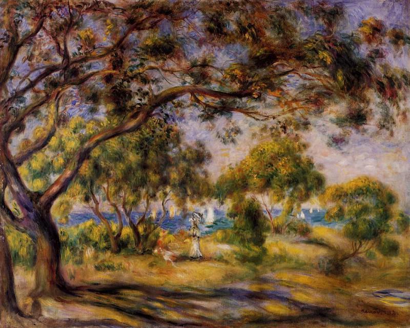 Noirmoutiers. Pierre-Auguste Renoir