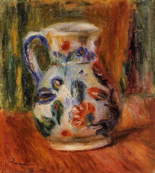 Jug. Pierre-Auguste Renoir