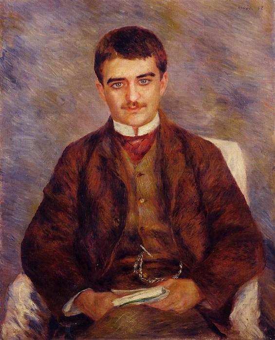 Joseph Durand-Ruel - 1882. Пьер Огюст Ренуар