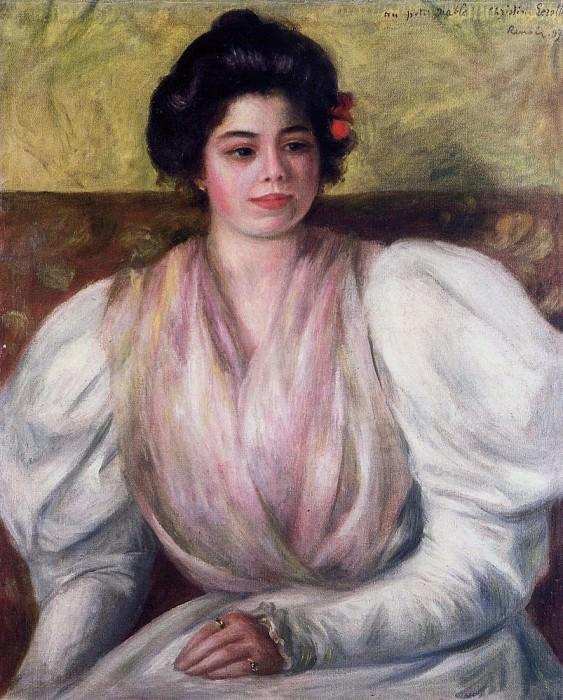 Christine Lerolle - 1897. Pierre-Auguste Renoir