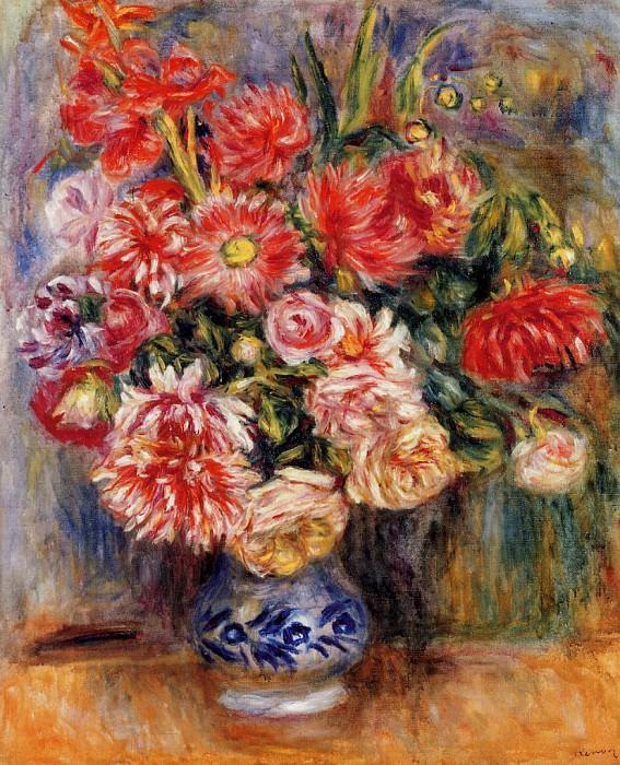 Bouquet - 1913. Pierre-Auguste Renoir