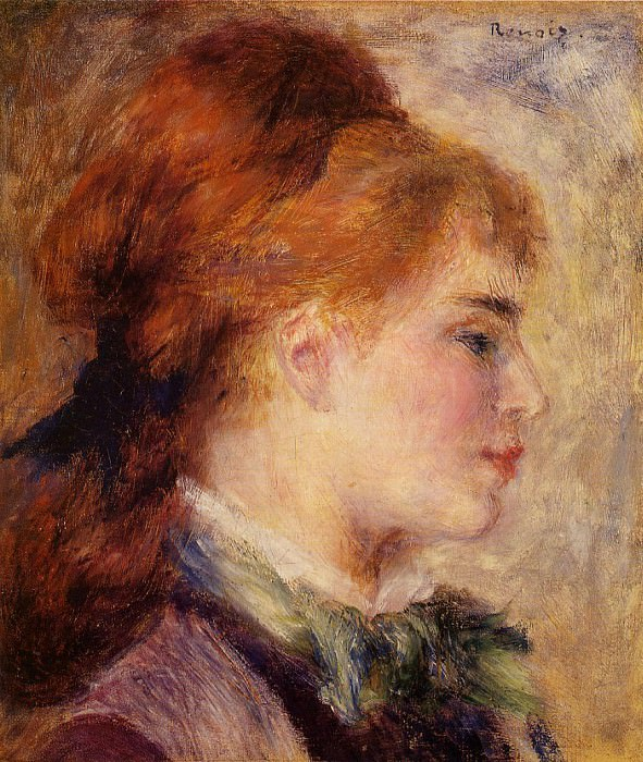 Nini Lopez - 1876. Pierre-Auguste Renoir