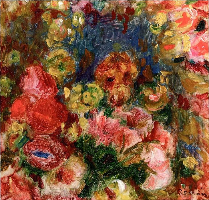 Flowers - 1902. Pierre-Auguste Renoir