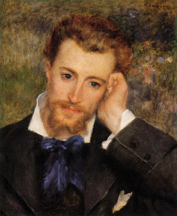 Eugene Murer - 1877. Pierre-Auguste Renoir