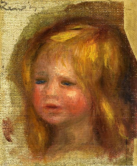 Cocos Head. Pierre-Auguste Renoir