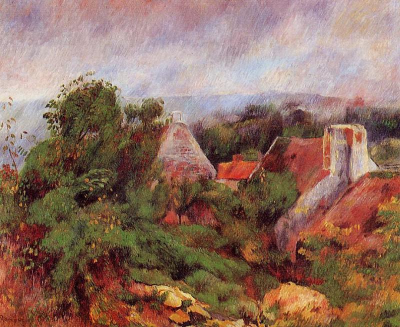 La Roche-Goyon - 1885. Pierre-Auguste Renoir
