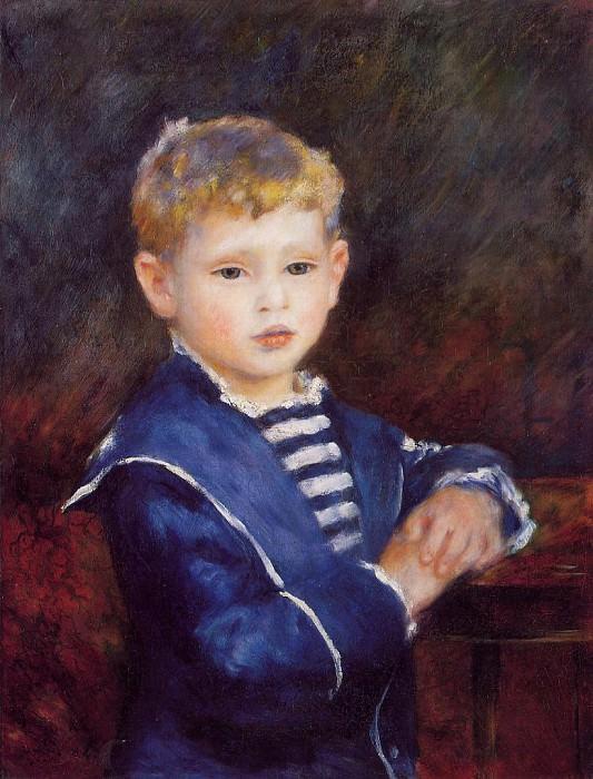 Paul Haviland - 1884. Pierre-Auguste Renoir