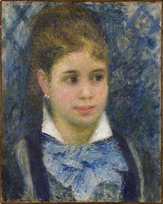 Young Parisian. Pierre-Auguste Renoir