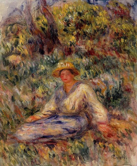 CAVP4YLG. Pierre-Auguste Renoir
