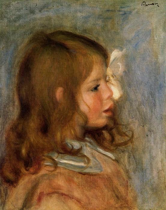 Jean Renoir - 1899. Pierre-Auguste Renoir