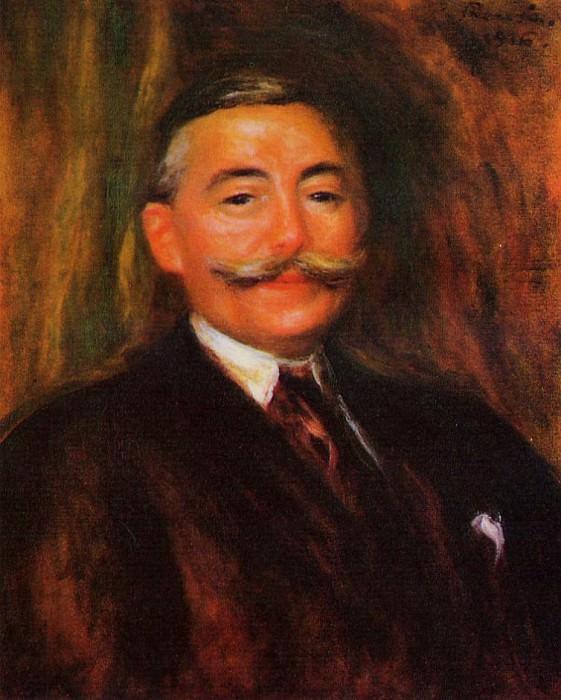 Maurice Gangnat - 1916. Pierre-Auguste Renoir