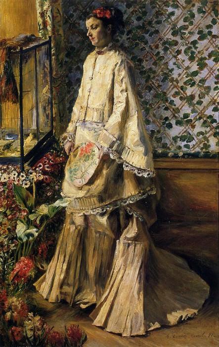 Rapha Maitre - 1871. Пьер Огюст Ренуар