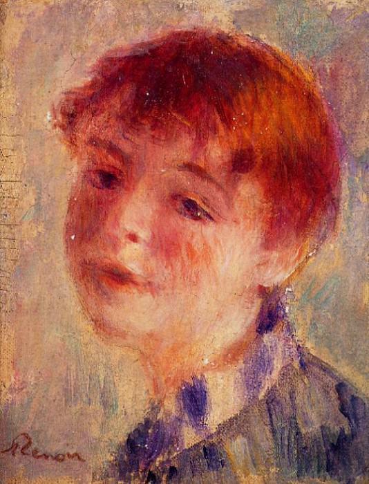 Margot - 1876. Pierre-Auguste Renoir