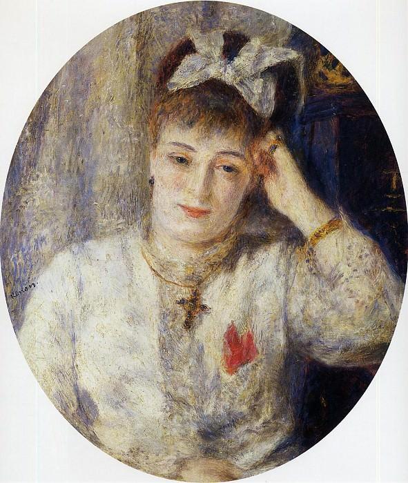 Marie Meunier - 1877. Pierre-Auguste Renoir