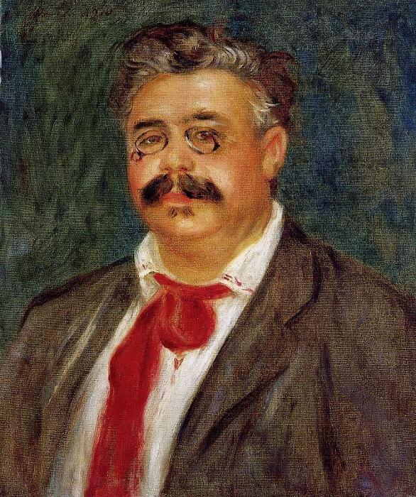 Wilhelm Muhlfeld - 1910. Pierre-Auguste Renoir