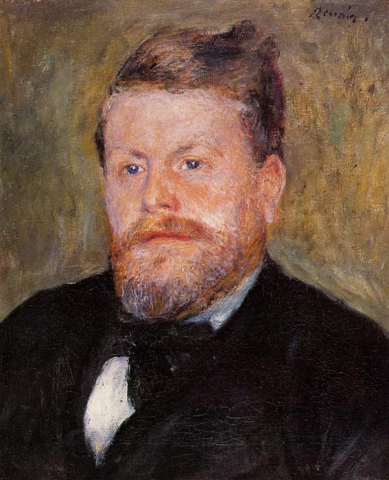 Jacques-Eugene Spuller - 1871. Pierre-Auguste Renoir