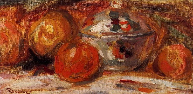 Still Life. Pierre-Auguste Renoir